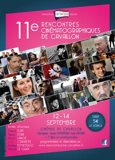 Rencontres Cinématographiques de Cavaillon 2014, à quelques jours du lancement 2 image