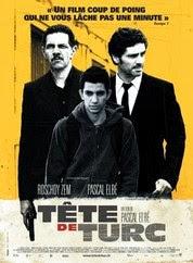 Rencontres Cinématographiques de Cavaillon 2014 - Tête de Turc affiche