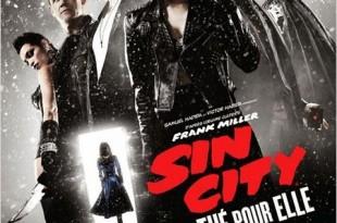 """""""Sin City : j'ai tué pour elle"""" (2014), noir c'est noir 7 image"""