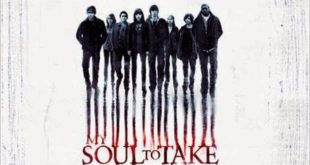 "[DVD] ""My Soul to Take"" (2010) de/by Wes Craven 3 image"