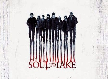 "[DVD] ""My Soul to Take"" (2010) de/by Wes Craven 1 image"