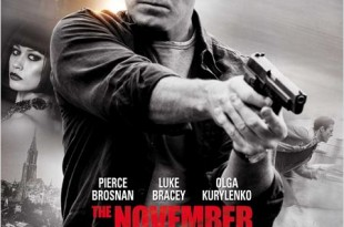 """Critique / """"The November Man"""" (2014) : """"Goldeneye, no time for sweetness..."""" 2 image"""