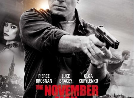 """Critique / """"The November Man"""" (2014) : """"Goldeneye, no time for sweetness..."""" 1 image"""