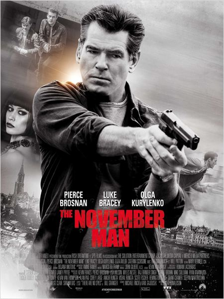 "Critique / ""The November Man"" (2014) : ""Goldeneye, no time for sweetness..."" 1 image"