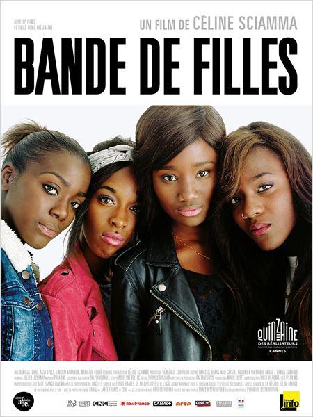 "[Critique] ""Bande de filles"" (2014) : shine bright like a diamond 1 image"