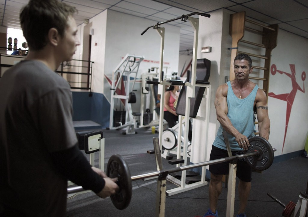 Bodybuilder image 2