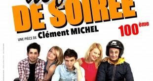 """THEATRE: """"Début de fin de soirée"""" de/by Clément Michel 1 image"""