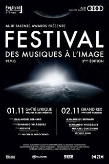 CINEMA: Festival des Musiques à l'Image 2014 1 image