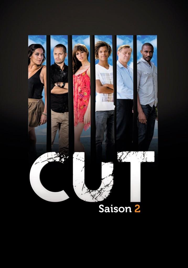 "TELEVISION: ""Cut. !"" saison 2 / season 2 (2014) 2 image"