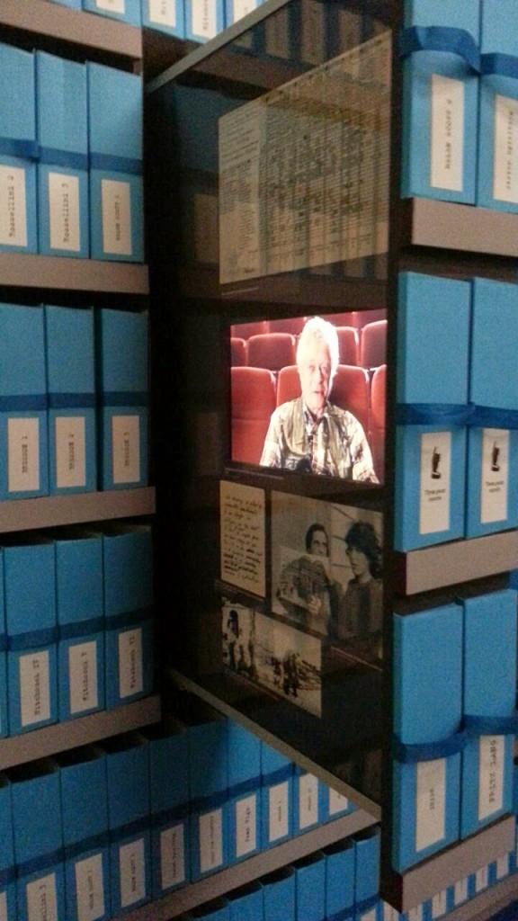 CINEMA: Exposition François Truffaut / François Truffaut Exhibition 4 image