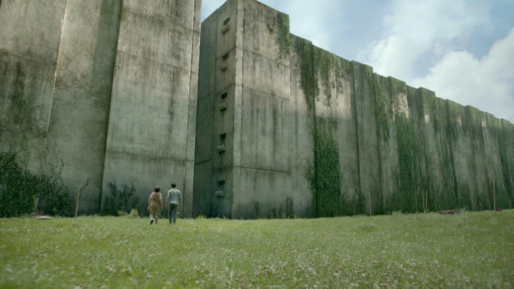 Le Labyrinthe de Wes Ball image film cinéma