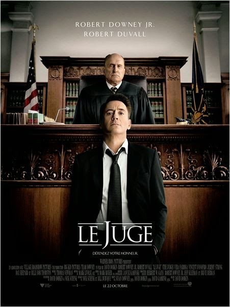 <i>Le Juge</i> (2014), entre procès et drame familial / <i>The Judge</i> (2014), between trial and family issue 2 image