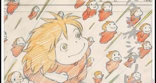 <i>Exposition Dessins du Studio Ghibli</i> / <i>Exhibition Studio Ghibli Layout Designs</i> 9 image
