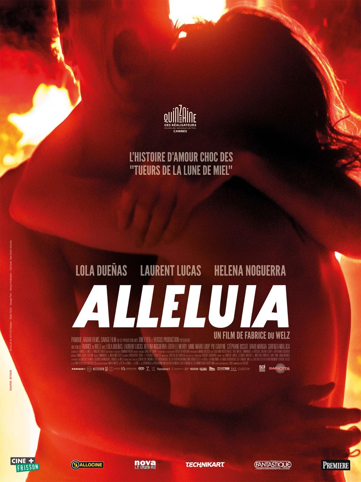 """Critique / """"Alléluia"""" (2014) : amour fou 1 image"""