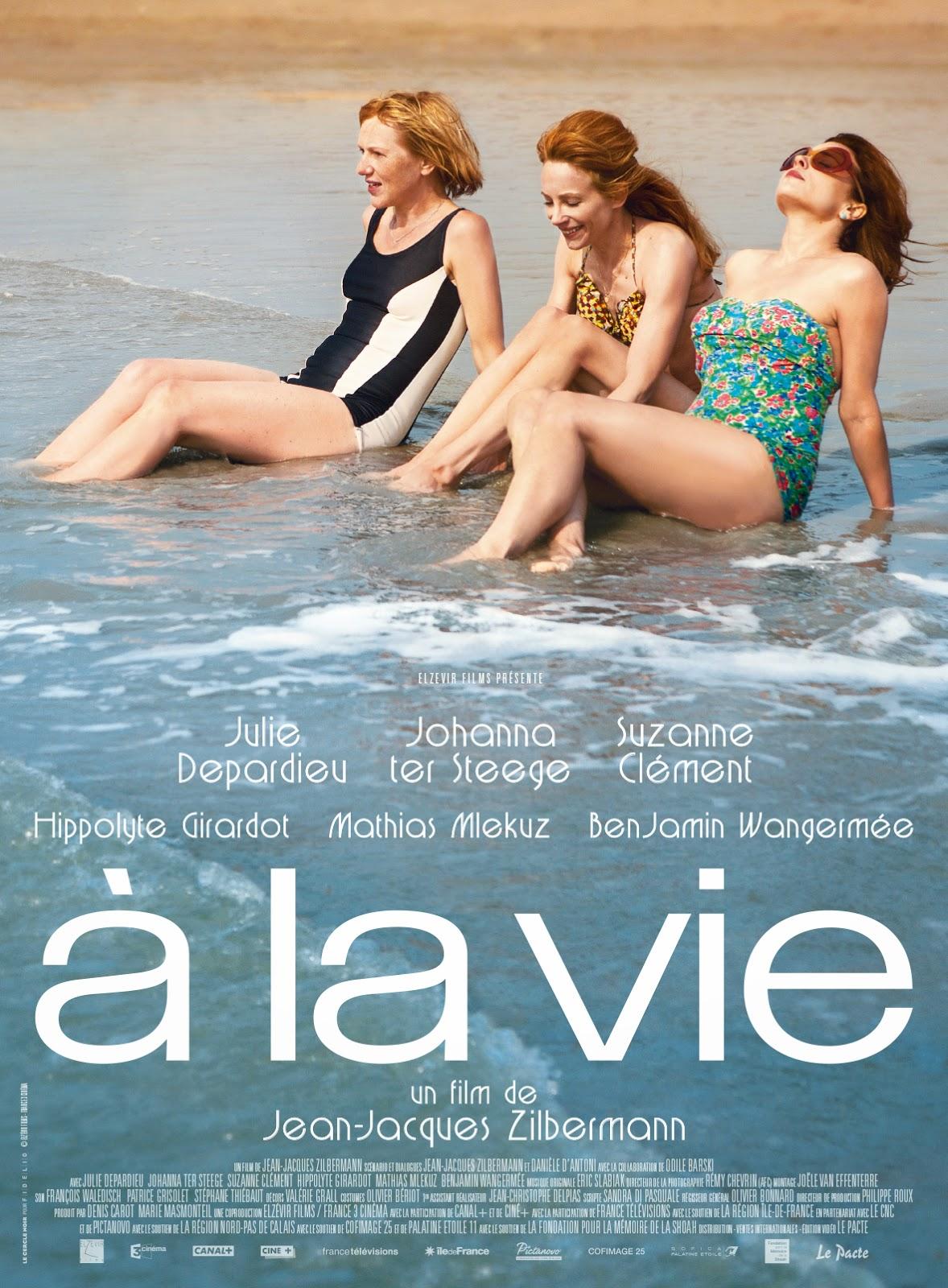 <i>À la vie</i> (2014), histoire des Trois Glorieuses / story of the Three Glorious Women 5 image