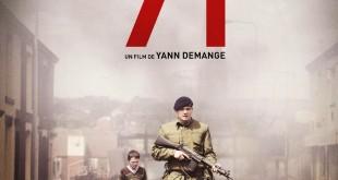 """Critique / """"'71"""" (2014) : le soldat Gary doit se sauver 4 image"""