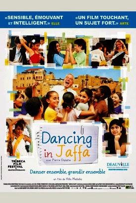 [DVD] <i>Dancing in Jaffa</i> (2013), un pas en avant / one step forward 2 image
