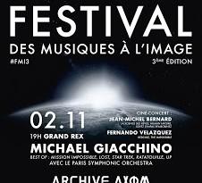Festival des Musiques à l'Image 2014 - BULLE #01 7 image