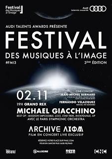 Festival des Musiques à l'Image 2014 - BULLE #01 1 image