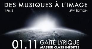 Festival des Musiques à l'Image 2014 - BULLE #02 12 image