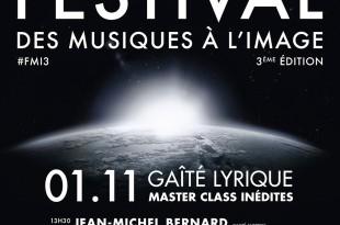 Festival des Musiques à l'Image 2014 - BULLE #02 1 image