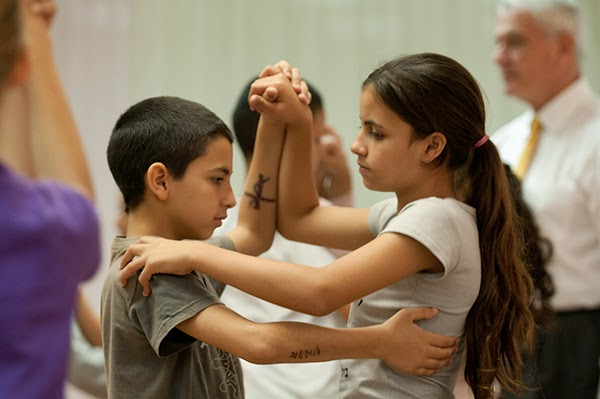 [DVD] <i>Dancing in Jaffa</i> (2013), un pas en avant / one step forward 3 image