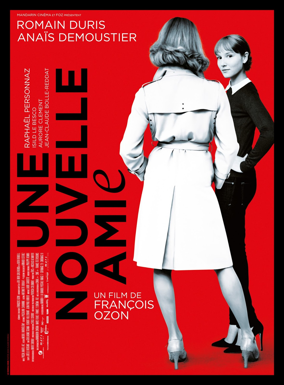 "[Critique] ""Une nouvelle amie"" (2014) : nobody is perfect 1 image"