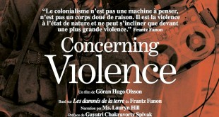 <i>Concerning Violence</i> (2014), au cœur des ténèbres / heart of darkness 1 image