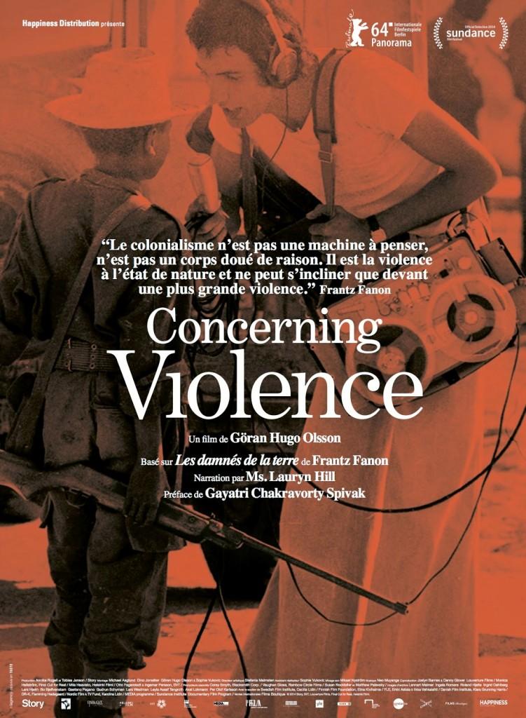 <i>Concerning Violence</i> (2014), au cœur des ténèbres / heart of darkness 2 image