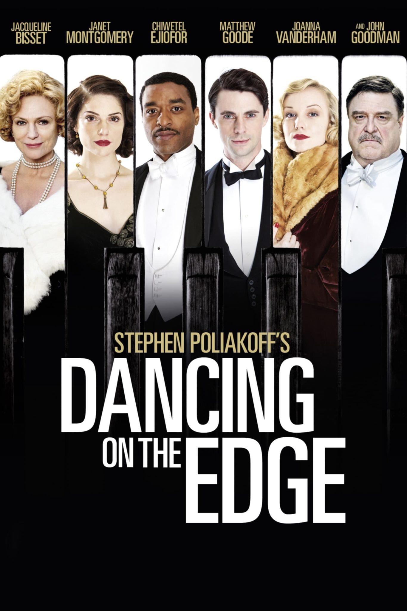 Dancing on the Edge de Stephen Poliakoff affiche film cinéma