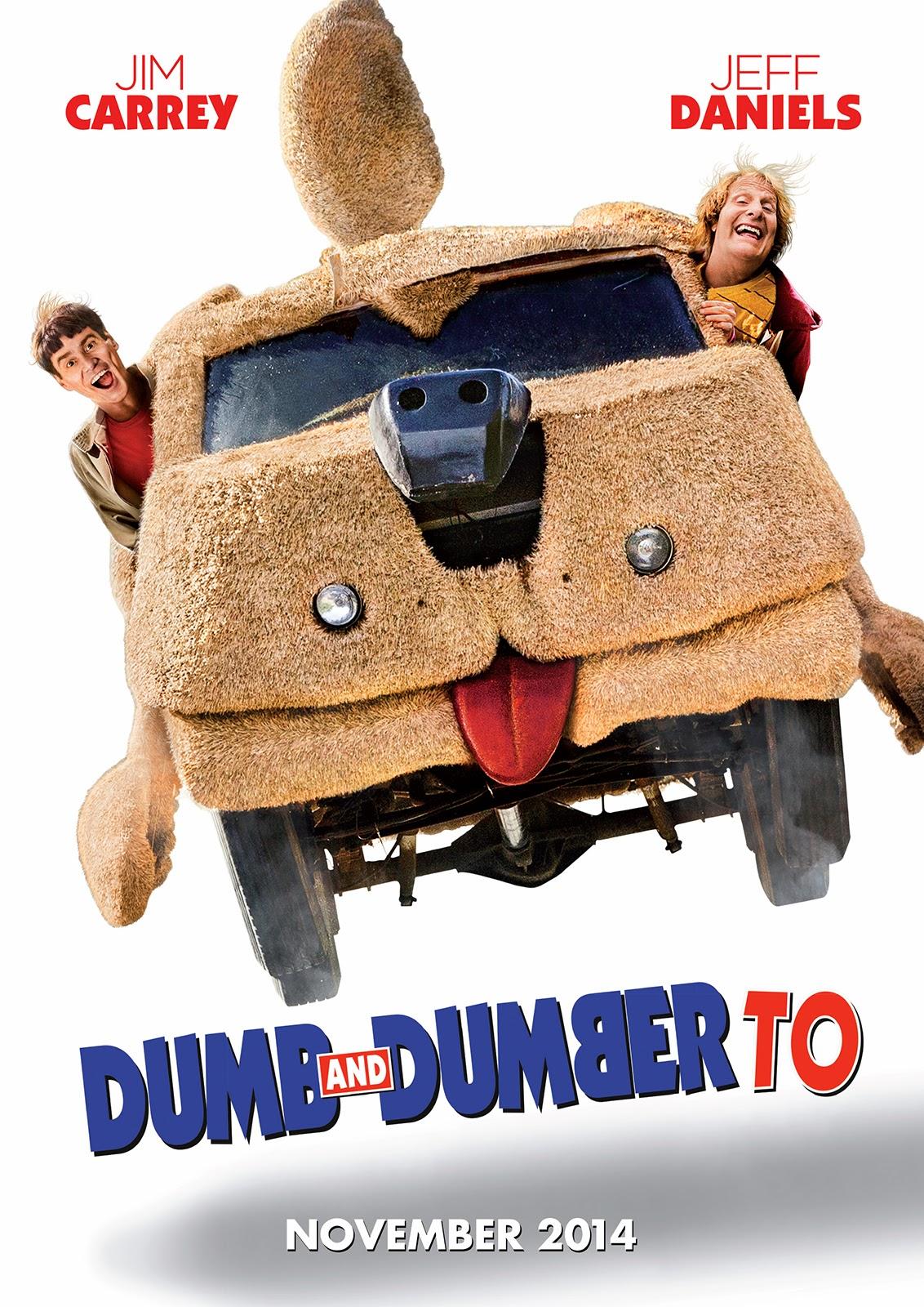 """[Critique] """"Dumb & Dumber De"""" (2014) : Intelligence superficielle 1 image"""