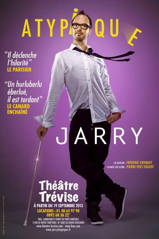 """[CRITIQUE] """"Atypique"""" : Voir Jarry et mourir... de rire ! 3 image"""