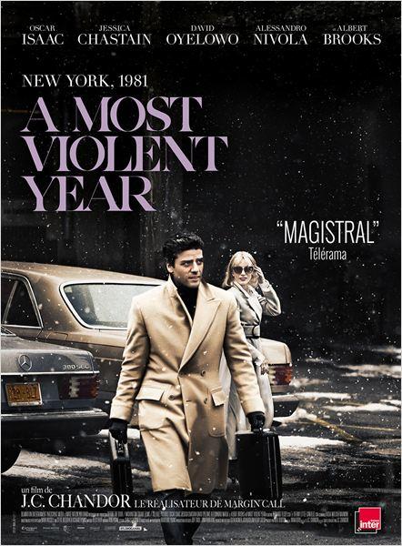 "[CRITIQUE] ""A Most Violent Year"" (2014) de J.C. Chandor 1 image"