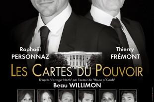 THEATRE: <i>Les Cartes du Pouvoir</i> (2014), des atouts dans la main / all the trumps 1 image