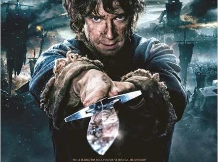 """[Critique] """"Le Hobbit : la Bataille des Cinq Armées"""" (2014) : un (nain)pressionnant film ! 1 image"""