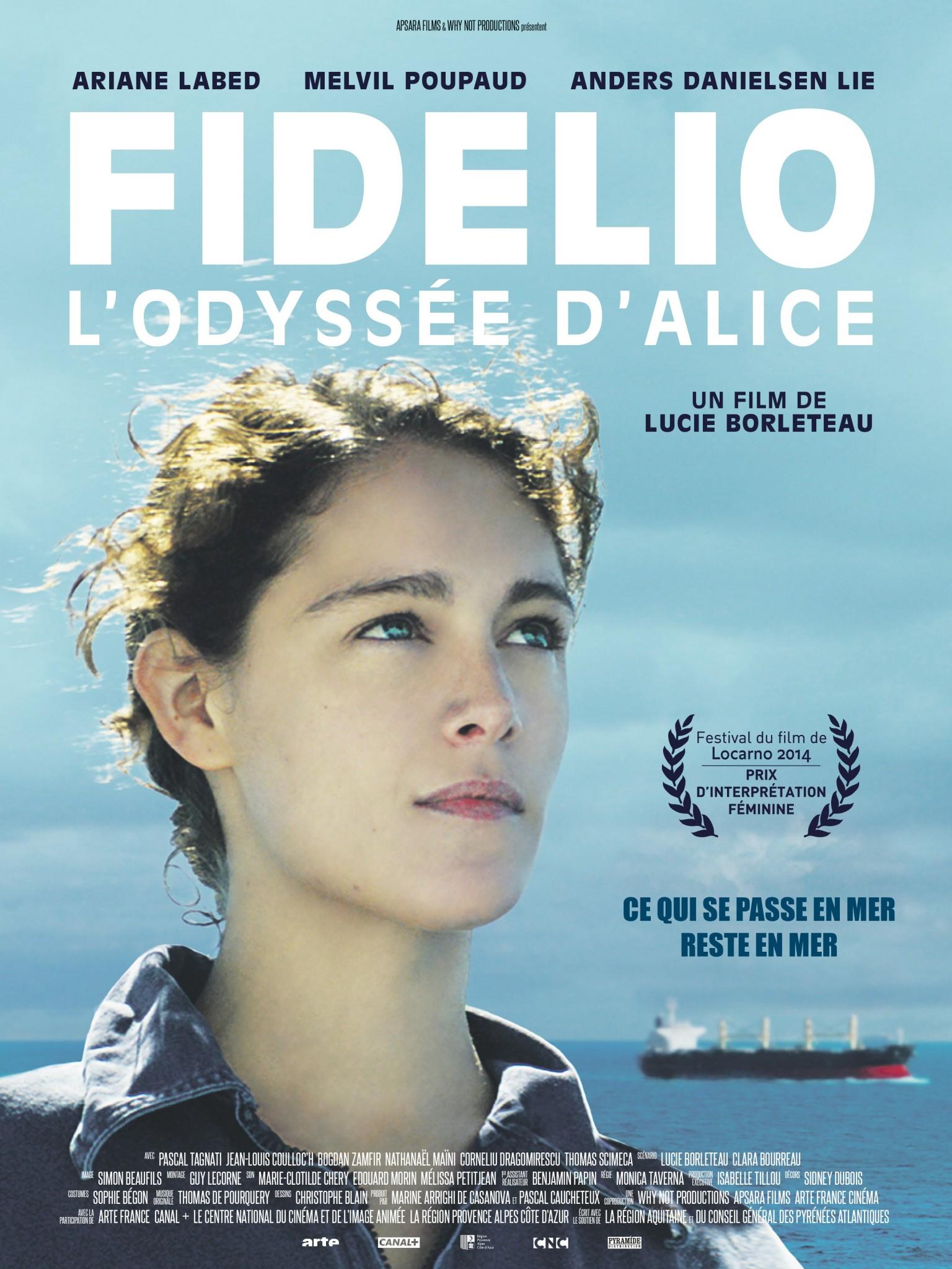 Fidelio, l'odyssée d'Alice - affiche