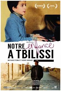 CINEMA: <i>Notre enfance à Tbilissi</i> (2014) de Téona et Thierry Grenade / <i>Brother</i> (2014) by Téona and Thierry Grenade 1 image
