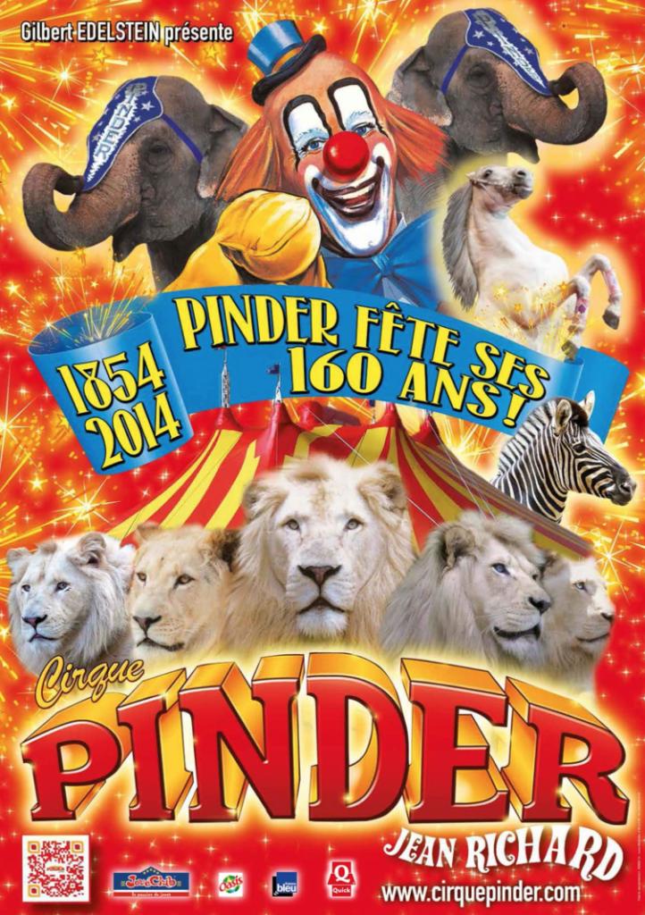 Le Cirque Pinder fête ses 160 ans !, émerveillement pour tous sous le chapiteau/a spectacular show for all ages 2 image