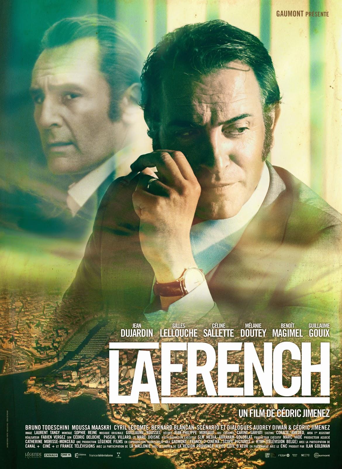"""[Critique] """"La French"""" (2014) : un """"Heat"""" à la française 1 image"""