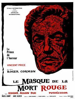 """[CRITIQUES] """"Le Masque de la mort rouge"""" (1964) & """"Nosferatu"""" (1922) 1 image"""