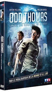 [DVD] <i>Odd Thomas contre les créatures de l'ombre</i> (2013) de Stephen Sommers / <i>Odd Thomas</i> (2013) by Stephen Sommers 1 image