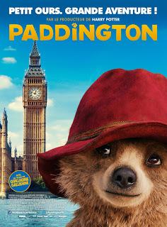 PADDINGTON affiche film cinéma
