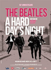 <i>A Hard Day's Night</i> (1964-2014), une journée pire qu'une nuit blanche ? / a day worse than a sleepless night? 1 image