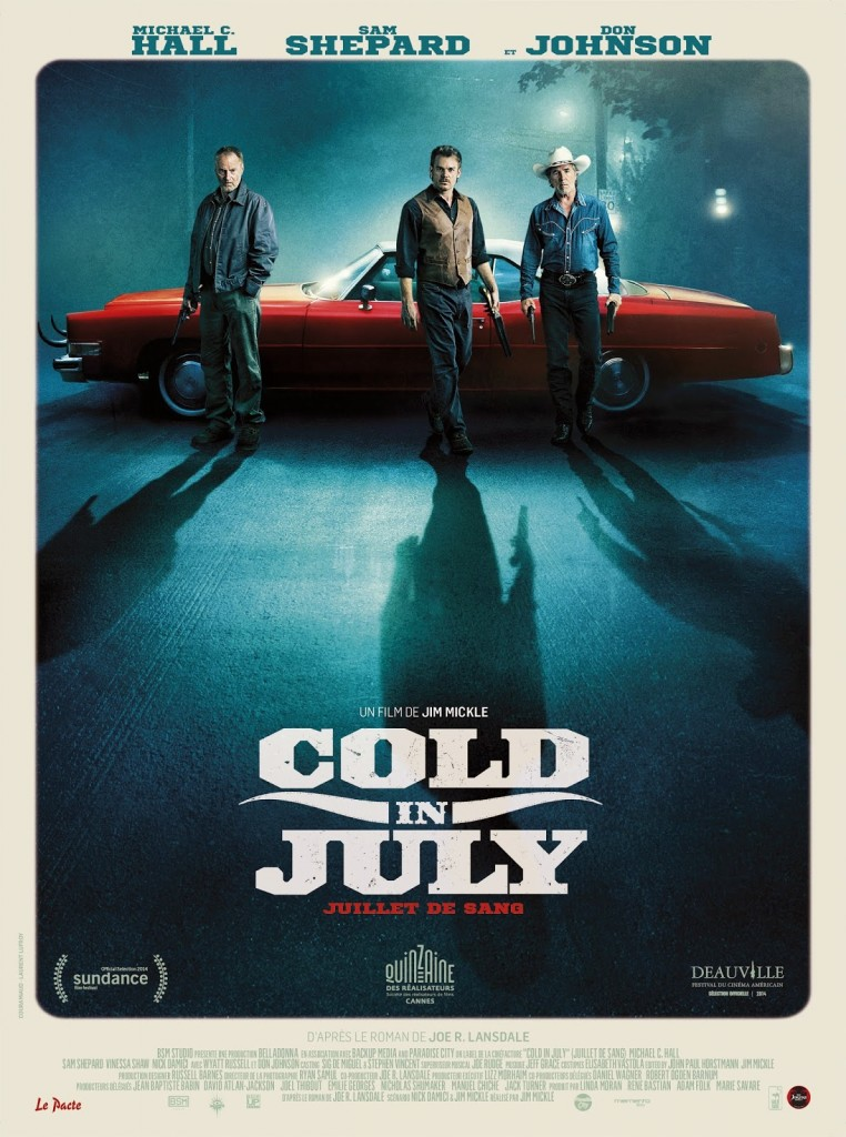 <i>Cold in July</i> (2014), back to the eighties 2 image