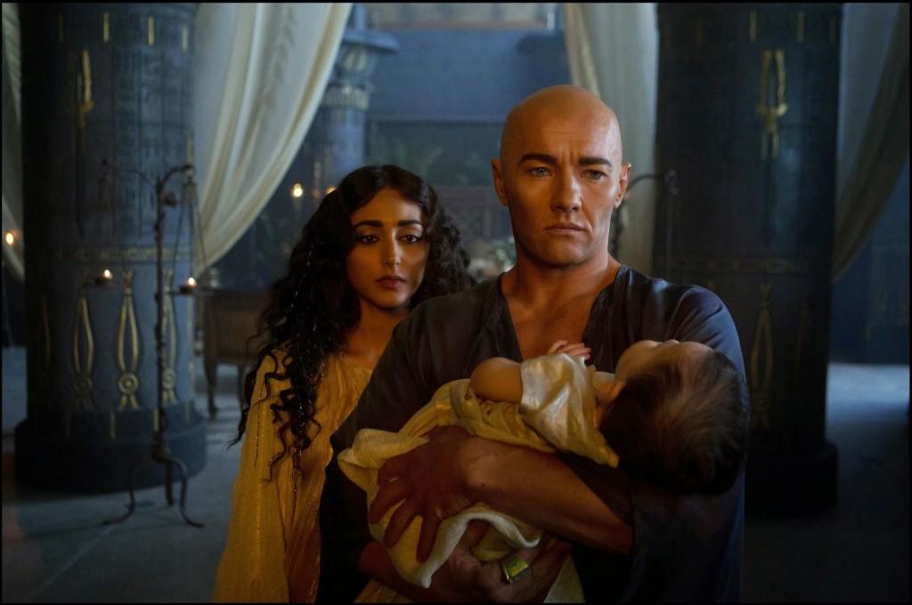 """[Critique] """"Exodus: Gods And Kings"""" (2014) : Des hommes et des dieux 3 image"""