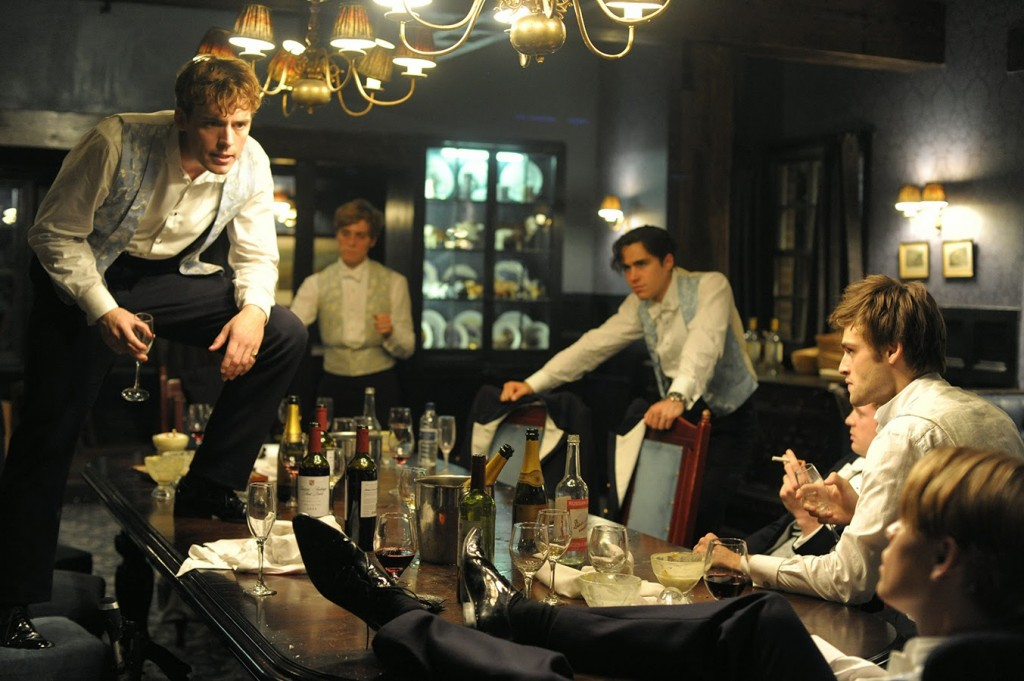 <i>The Riot Club</i> (2014), all I want for Christmas... 3 image