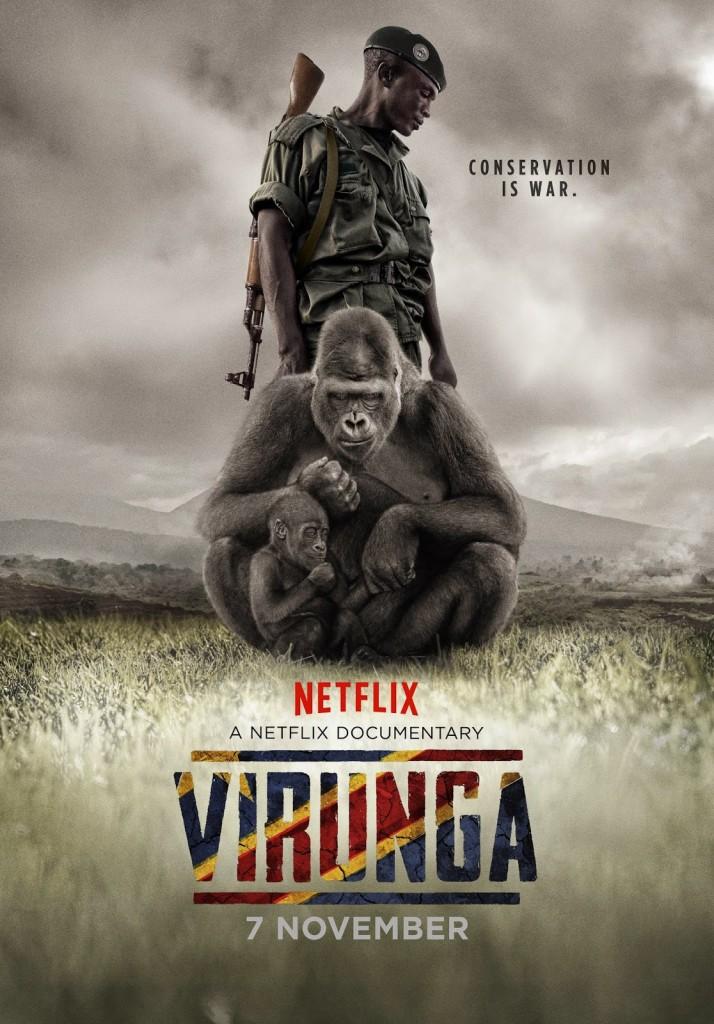 [VOD] <i>Virunga</i> (2014), ô Congo ! / oh Congo! 2 image