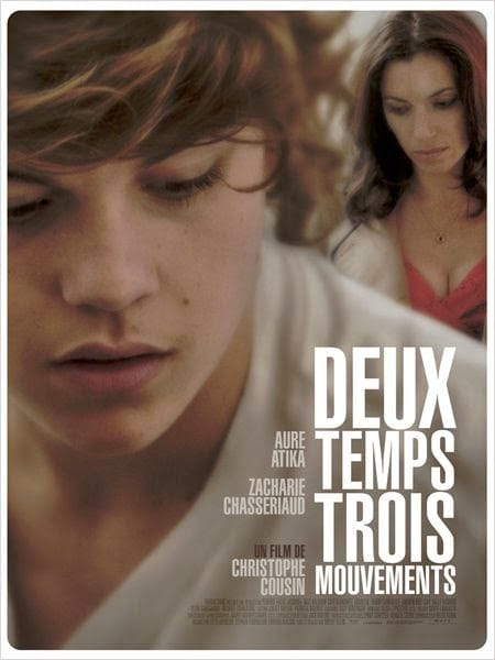 <i>2 temps, 3 mouvements</i> (2014), une adolescence difficile / harsh teenage years 2 image
