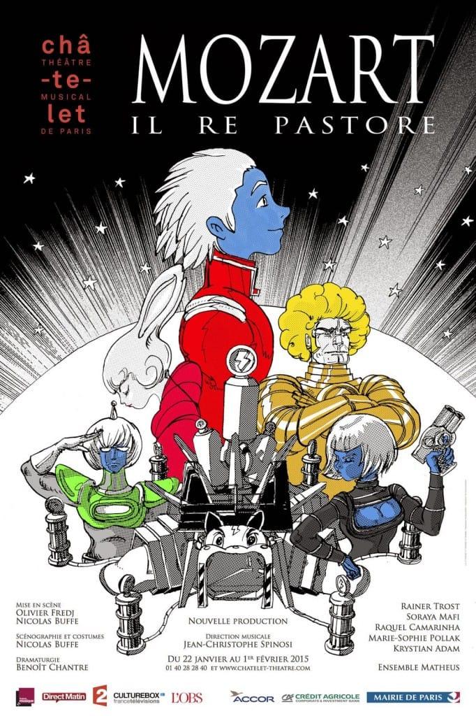 <i>Il re pastore</i> de Mozart, l'anime star d'un opéra jubilatoire / <i>Il re pastore</i> by Mozart, an exhilarating anime-opera 2 image
