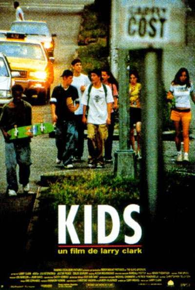Cycle Contamination - <i>Kids</i> (1995), savez-vous où sont vos enfants ? / do you know where your kids are? 2 image